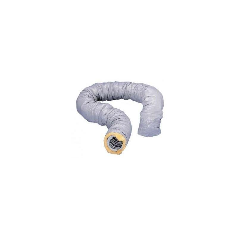 Conduit souple PVC isolé D.80mm