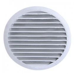 Grille de façade circulaire D. 100 à 400 mm