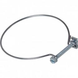 Collier fil D. 125 mm