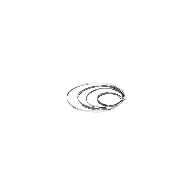 Collier rapide pour D. 80-100-125 mm