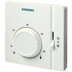 Siemens Thermostat ambiance manuel RAA41