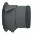 Manchette placo ALIZE HYGRO D. 125mm