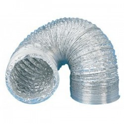 Conduit souple aluminium - Ø de 125 à 355 mm