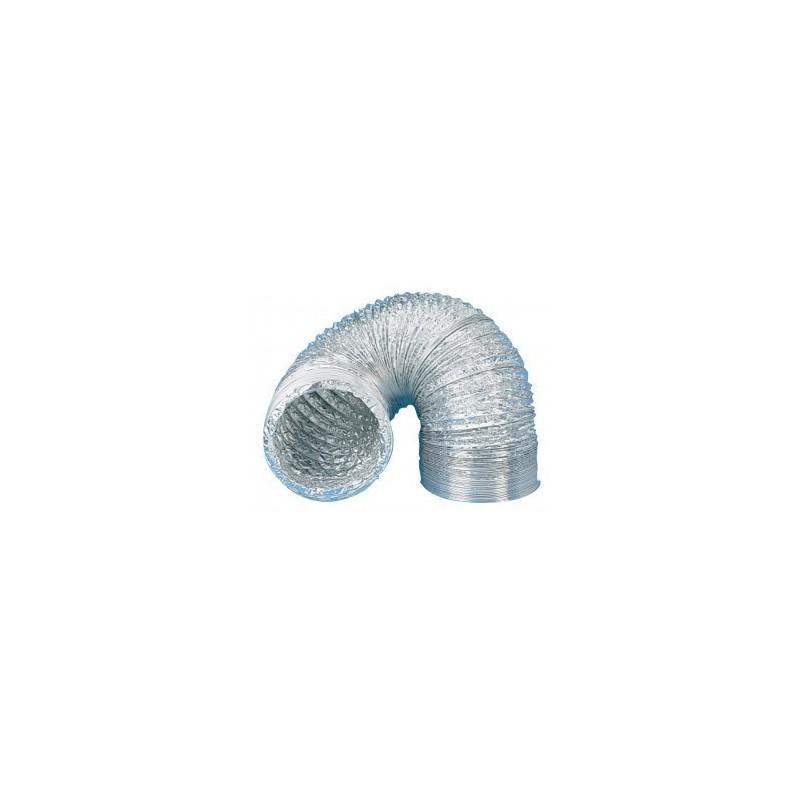 Conduit souple aluminium 10M D.125mm