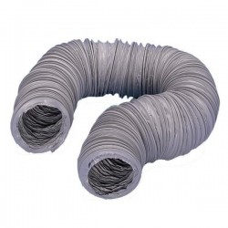 Conduit souple PVC 6M D.80 mm