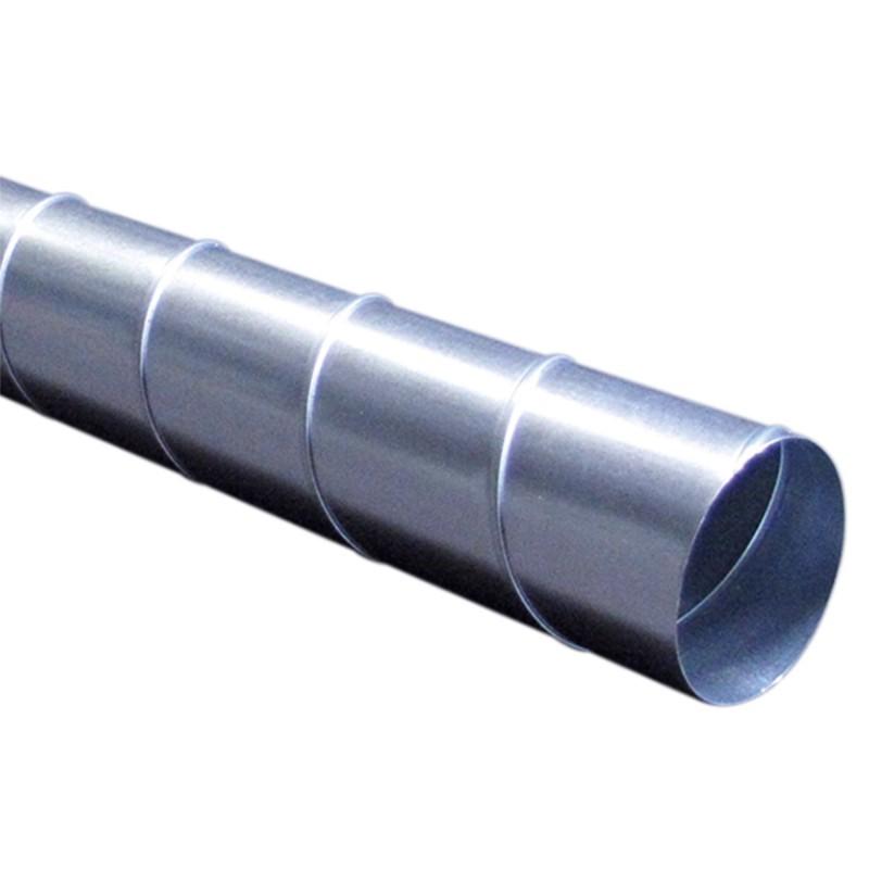 Conduits spiralés pour réseau de ventilation et traitement d'air.