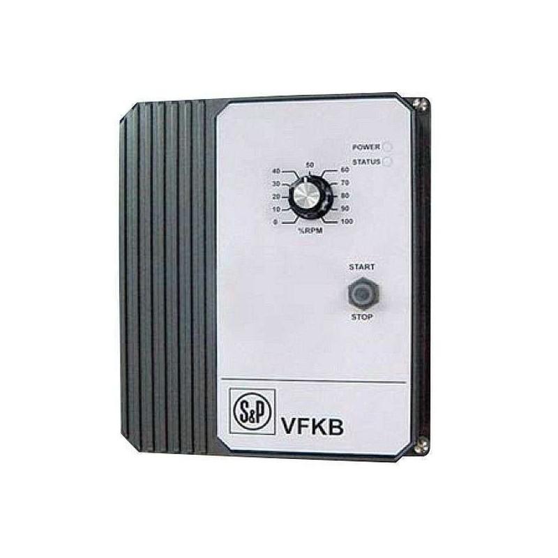 Variateur de fréquence VFKB Monophasé