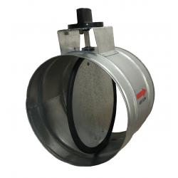 Registre étanche motorisable - Ø de 125 à 315 mm