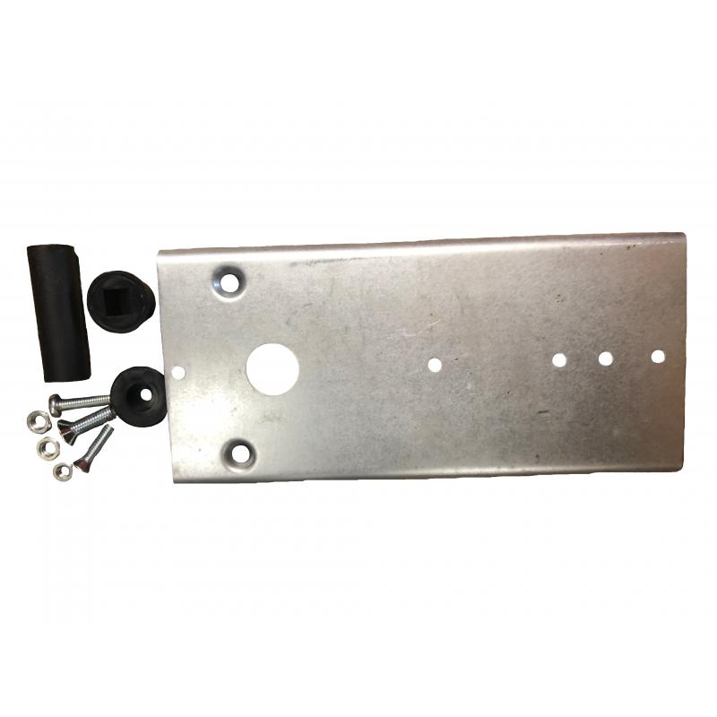 PDS KIT SM - Platine de montage pour servomoteur sur registre circulaire