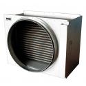 Batterie eau chaude circulaire 2 rangs - CWWC