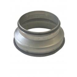 Réduction conique concentrique à joints